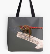 Meadowhawk Ready for Flight Tote Bag