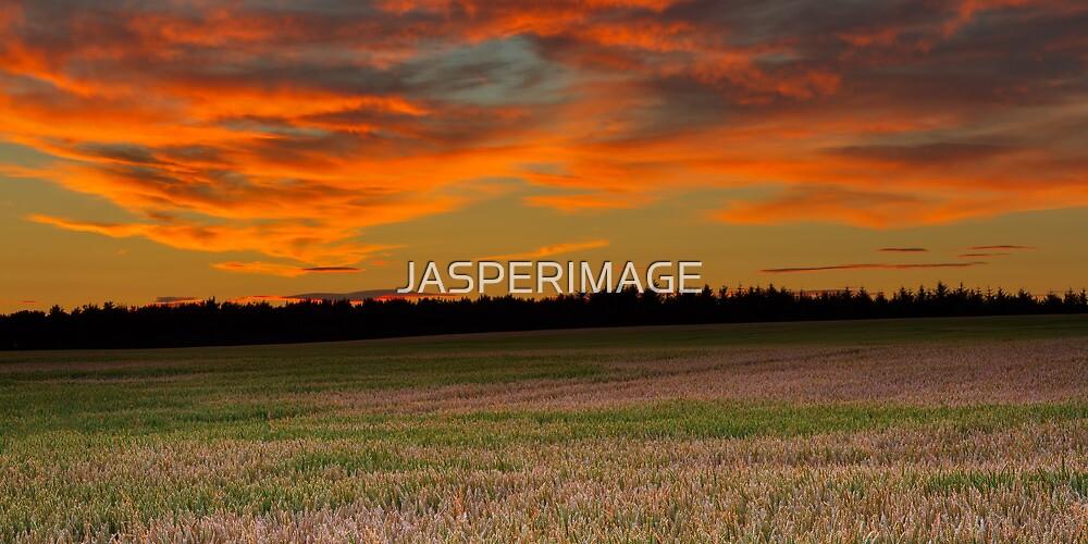 ELGIN - BUCCANEER SUNSET PANO by JASPERIMAGE