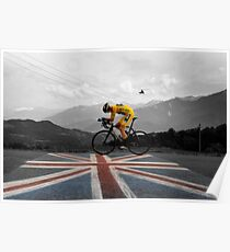 Chris Froome - Tour de France Champion Poster