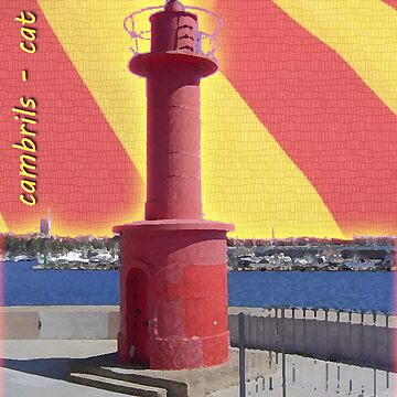 Faro de Cambrils by greg28