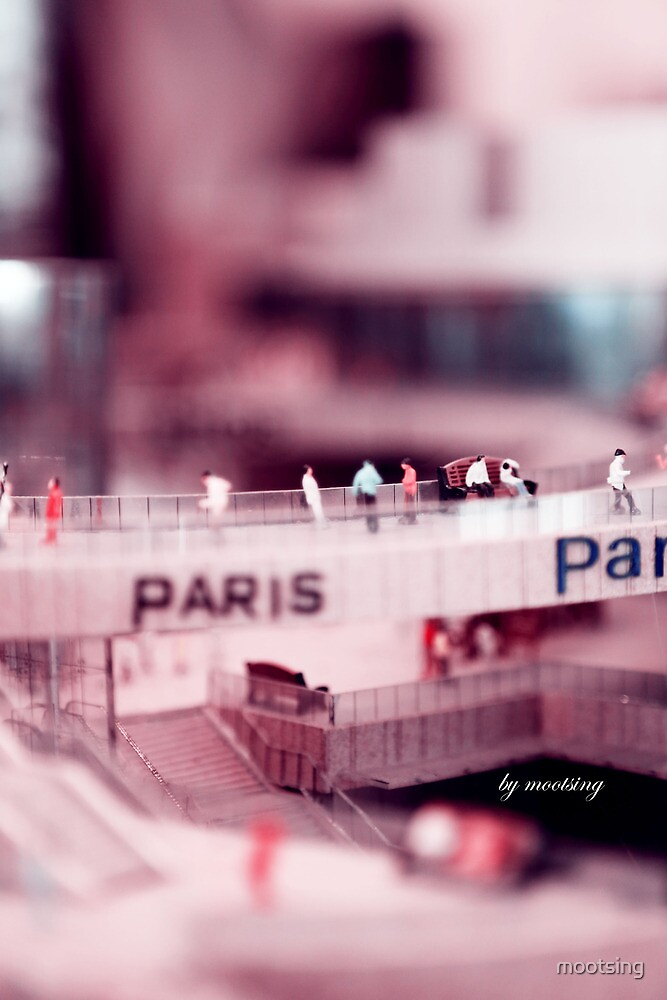 Tiny Ones by mootsing