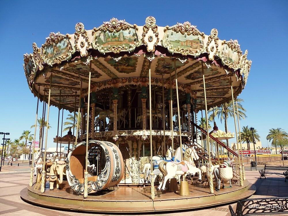 Merry-Go-Round. by Sue Gurney