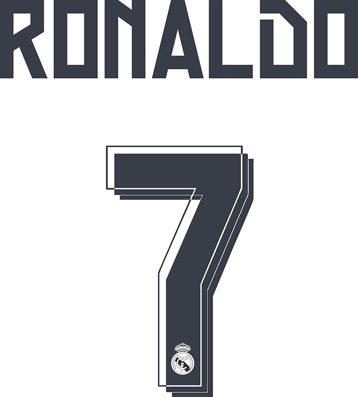 ronaldo 7 stickers size small 3 0 x 3 3 medium 5 0 x 5 5 large 7 7 x