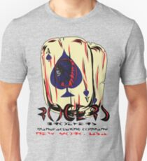 usa indians card by rogers bros Unisex T-Shirt