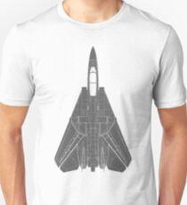 Grumman F-14 Tomcat Unisex T-Shirt