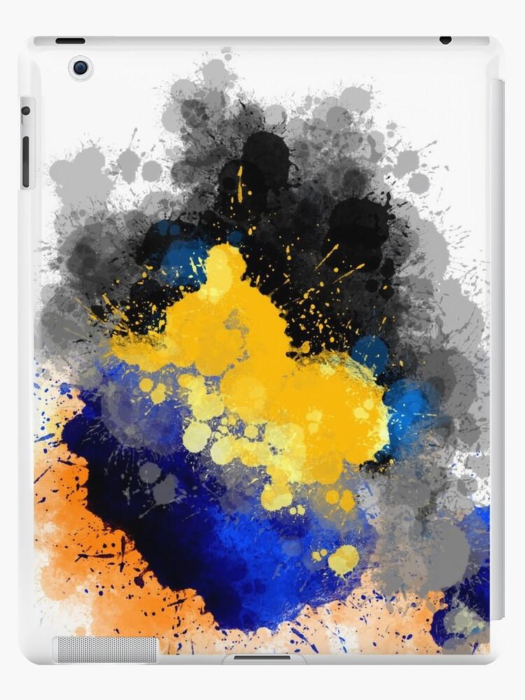Splatter Case by NorthCarolinian