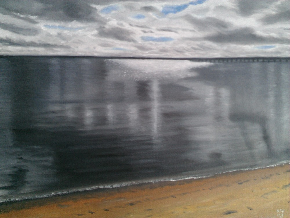 View From The Shore by Ken Pratt