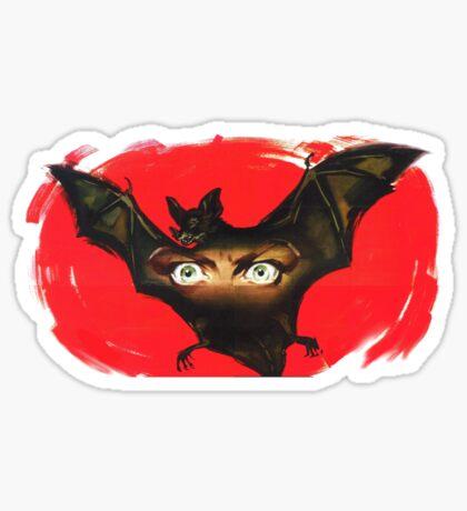 Batty! Sticker