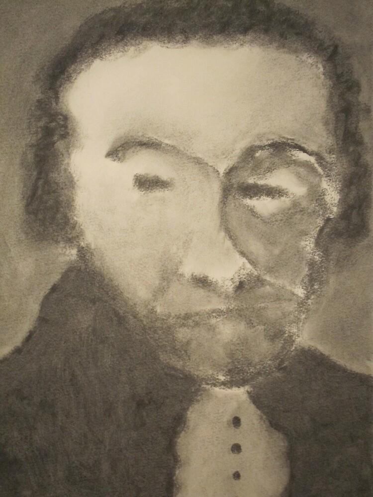 A Sulking Clown. by Tim  Duncan