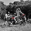 Bike shot by Kevin Meldrum