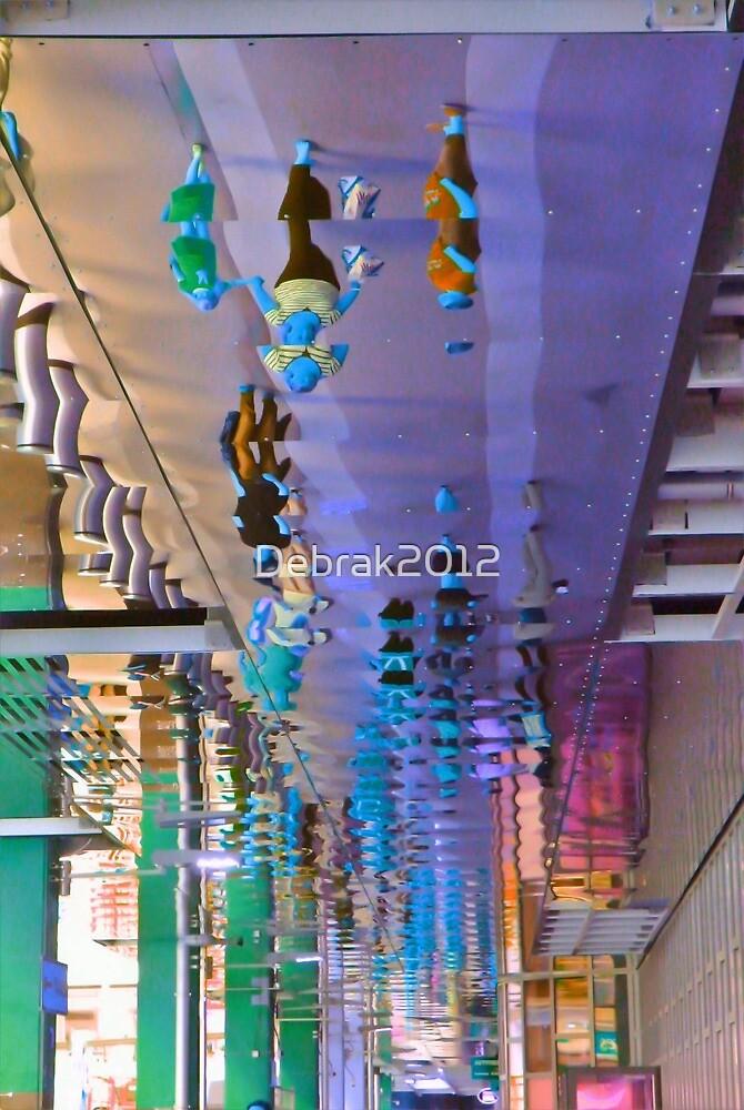 Ceiling reflections  by Debrak2012
