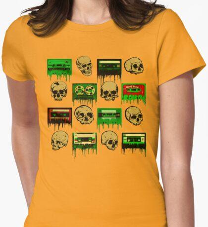 Skulls and creepy Tapes 2 T-Shirt