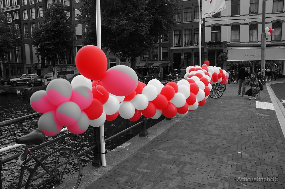99 red balloons by Atticusfinch86