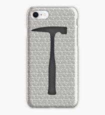 The Shawshank Redemption - Salvation lies within iPhone Case/Skin