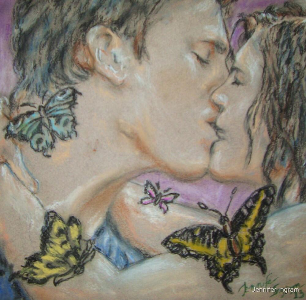 You Give Me Butterflies by Jennifer Ingram