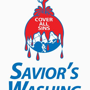 Savior's Washing by ReadWryt