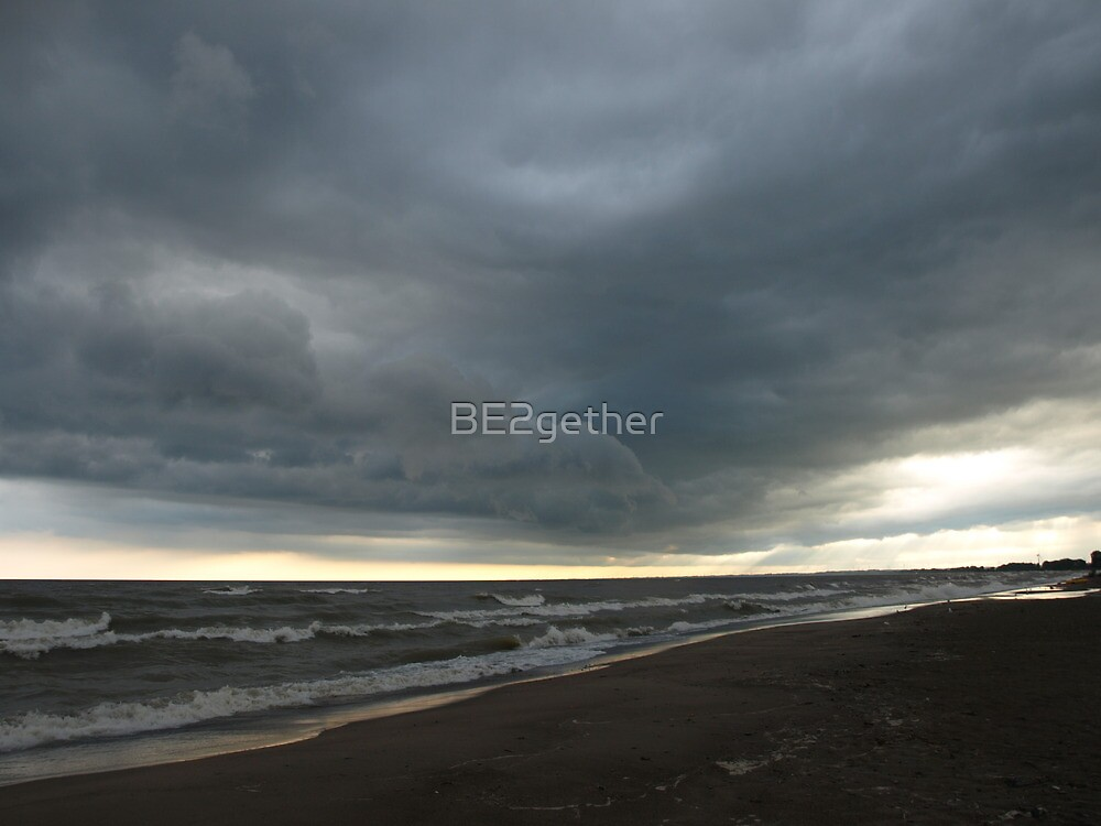 Lake Erie Waterfront by Elisabeth and Barry King™ by BE2gether