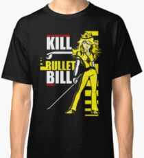 Kill Bullet Bill (Black & Yellow Variant) Classic T-Shirt