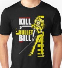 Kill Bullet Bill (Black & Yellow Variant) Unisex T-Shirt