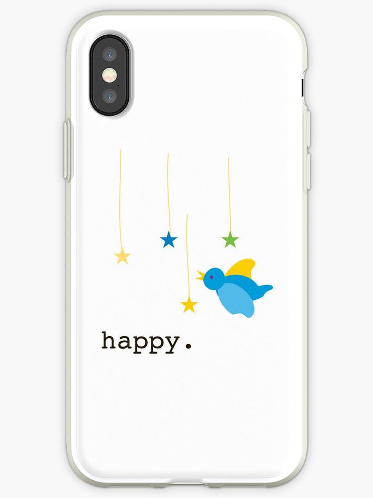 Happy bird by theresekim