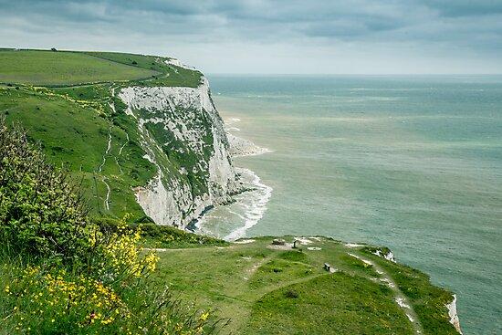 White Cliffs of Dover by Duncan Fenn