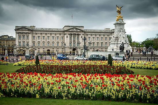 Buckingham Palace by Duncan Fenn