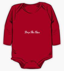Body de manga larga para bebé Drop The Bass - Coca Cola Style!