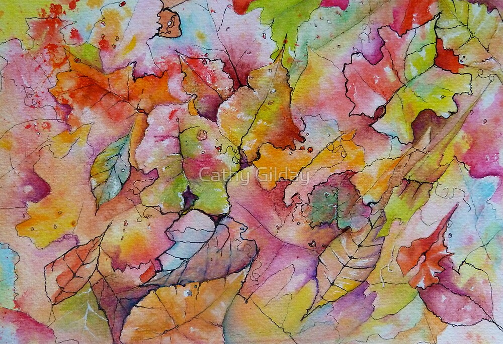 Nature's Allsorts by Cathy Gilday