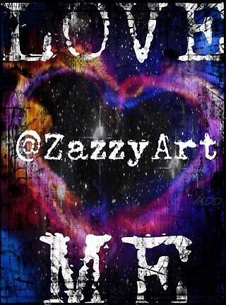 Love Me Nebula by zazzyart