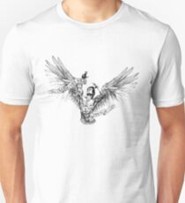 Zyzz - Winged Tee 2 Unisex T-Shirt