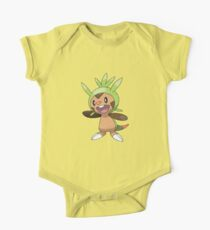 Pokemon Chespin One Piece - Short Sleeve