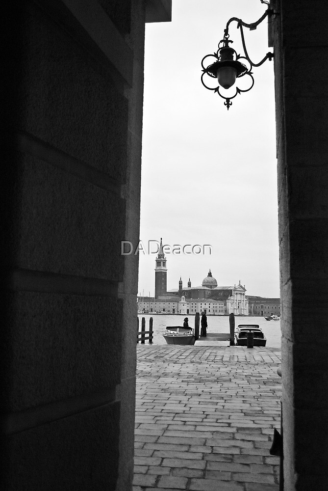 Venice -  by DADeacon