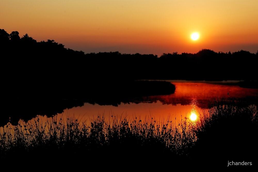A Sunrise like a Dream by jchanders