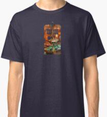 11th Doctors Tardis Classic T-Shirt