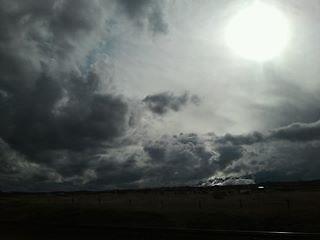 Cloudy Colorado by Kate Shuker