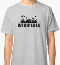 Wikipedia Classic T-Shirt