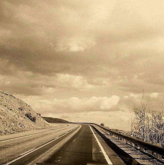 Open Road by Kate Shuker
