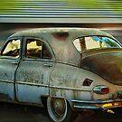 1949 Packard by pat gamwell