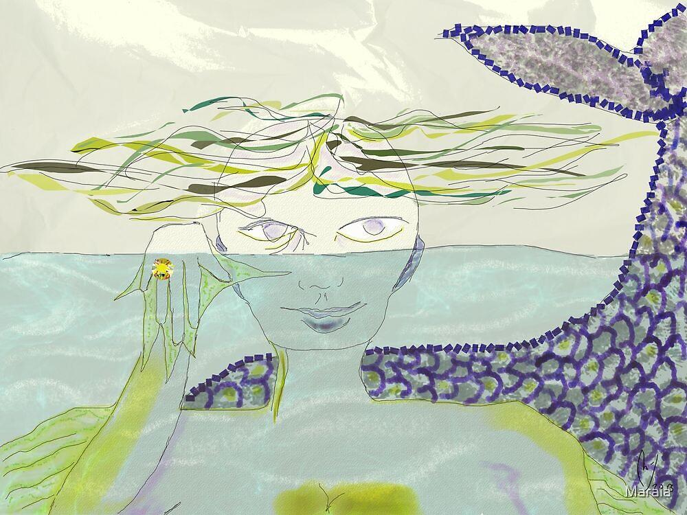 The Siren by Maraia