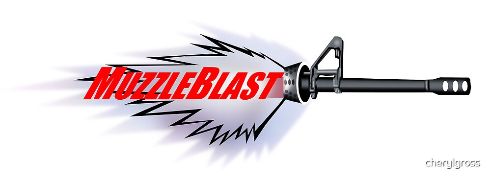 MuzzleBlast by cherylgross