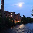 Ashton Mill, Blackstone River by jroch