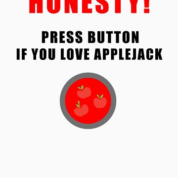 AppleJack Button by Lunilight