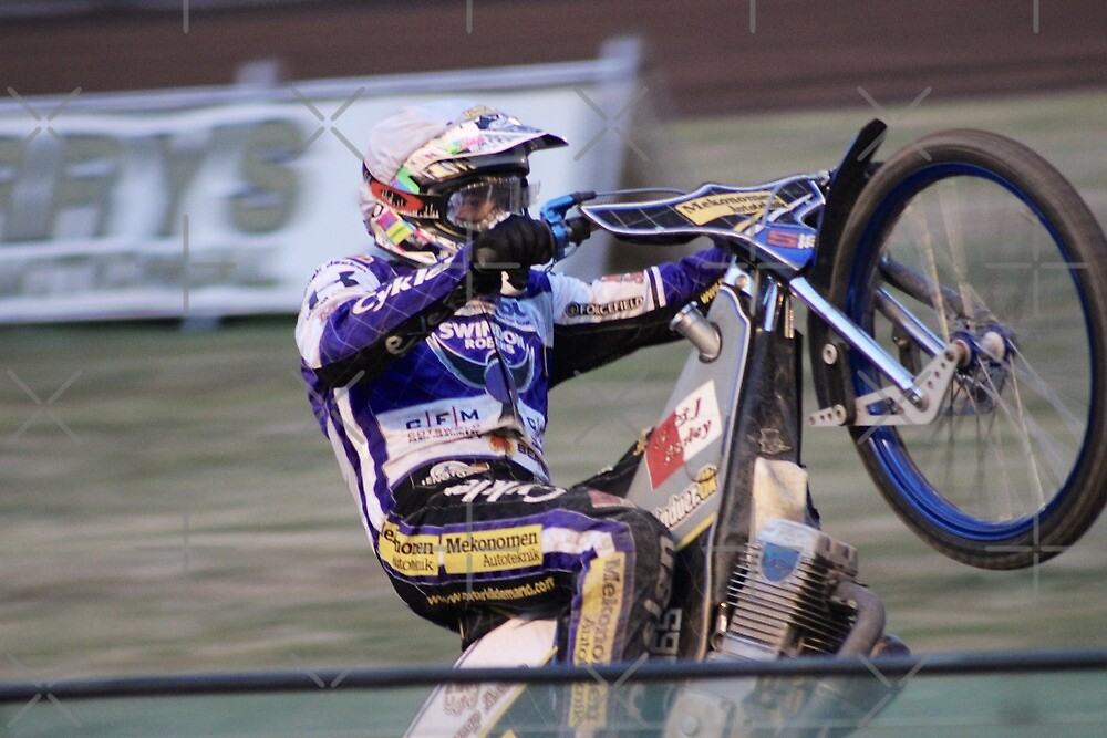 swindon rider doin wheely by ejrphotography