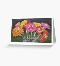 Fresh From The Garden Greeting Card