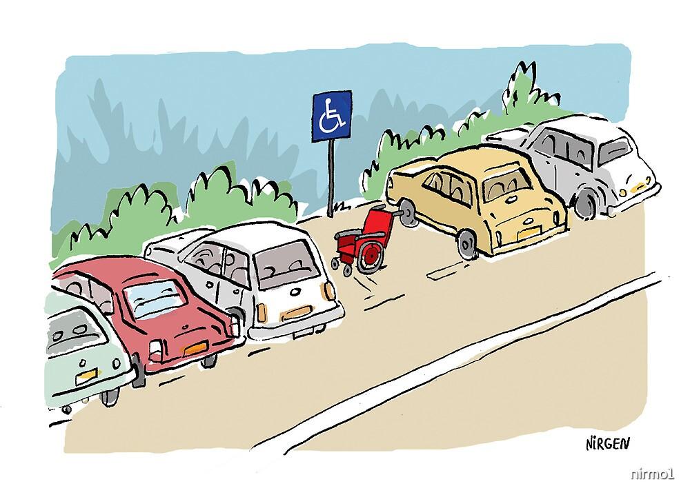 parking spot by nirmo1