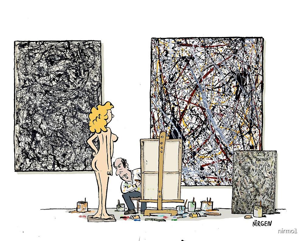 Modern art by nirmo1