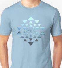 Sri Yantra OceanView Unisex T-Shirt