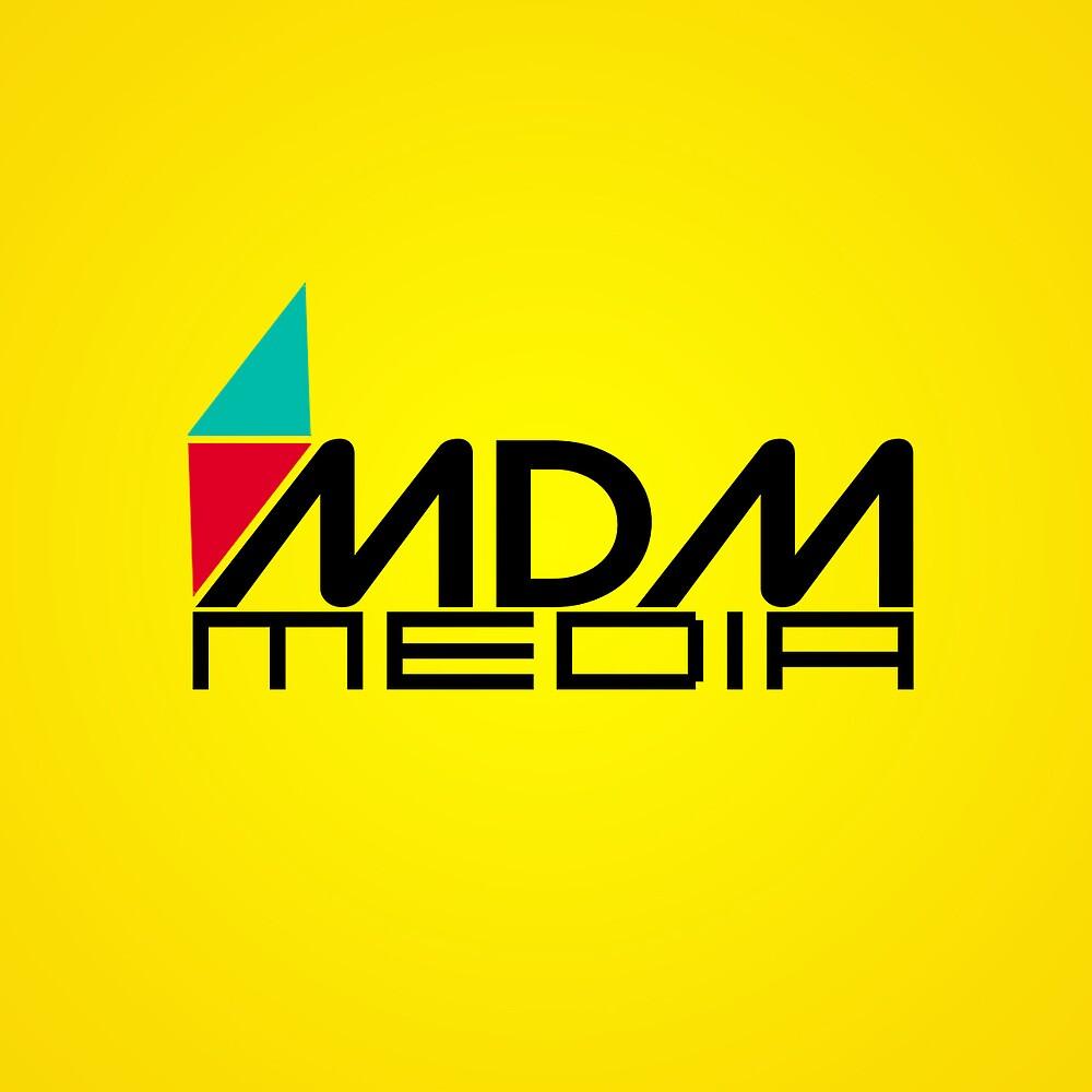 MDM Media Poster by mdmmedia