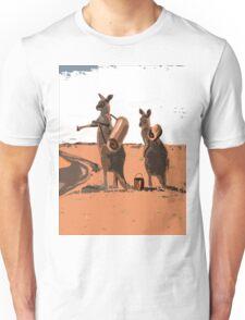 AUSSIE BACKPACKERS Unisex T-Shirt