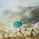 Walk in The Clouds by kirilart